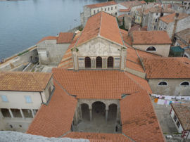 Euphrasian Basilica from its bell tower